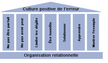schema culture positive erreur