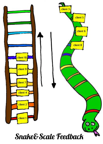 snake&scale feedback